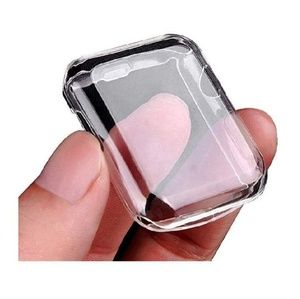 Apple watch case 38mm pack of 2 clear